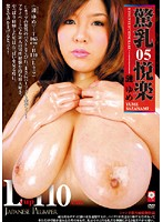 「驚乳悦楽 05 漣ゆめ」のパッケージ画像