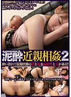 「泥酔近親相姦 2」のパッケージ画像