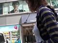 美脚×ローライズ短パン×露出デート 松嶋侑里 サンプル画像3