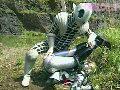淫獣大戦KITORA 1 死神戦士キラーボーン 0