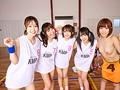 【VR】10人連続ナマ中出しSEX ノーパンバスケットボールsample8