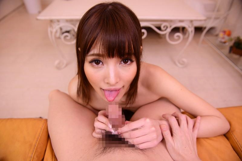 【エロVR】「坂咲みほ」のAVを見ていたら本人が登場して禁断の姉弟セックス