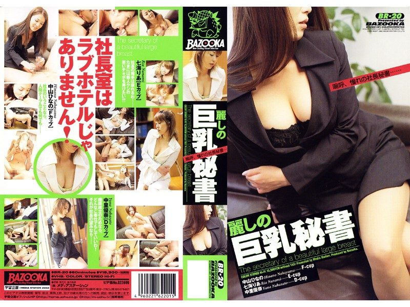 麗しの巨乳秘書