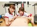 【VR】むっちむちのブルマ姿でエッチなトレーニング 美咲かんな 麻里梨夏