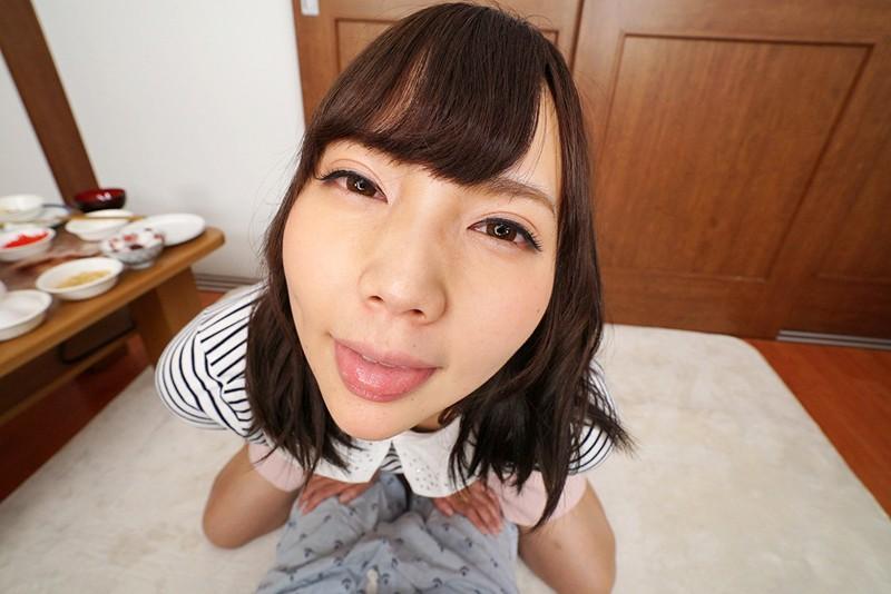 【エロVR】同棲中の美少女カノジョ「あけみみう」とタコパをしてラブラブ中出しセックス