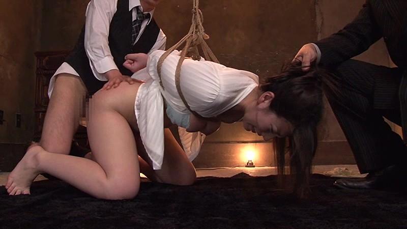 緊縛令嬢 上原亜衣 の画像3