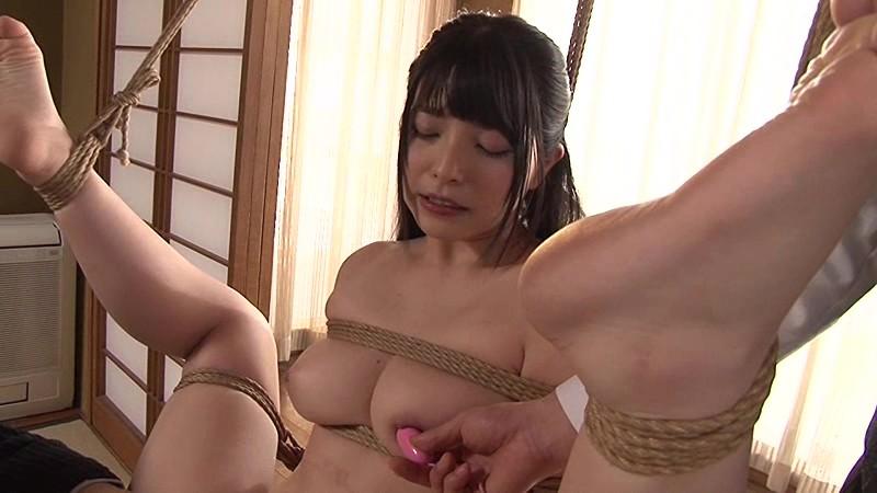 緊縛令嬢 上原亜衣 の画像6