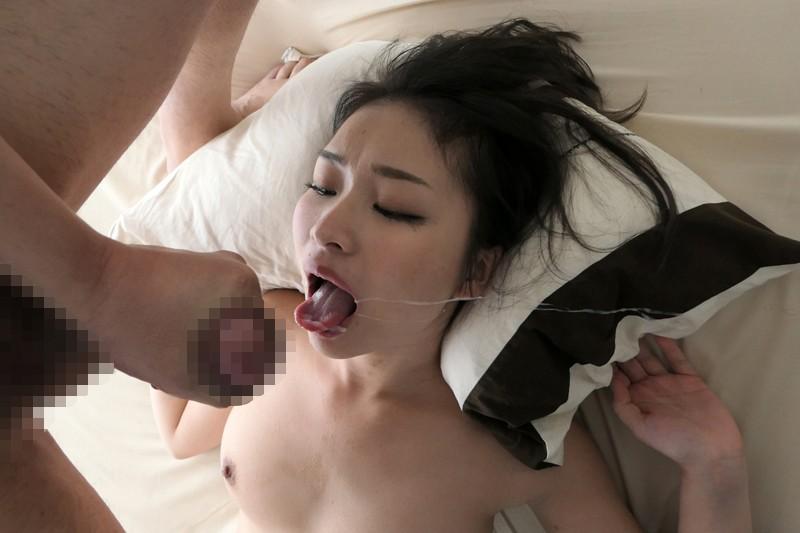 白川璃奈の舌射