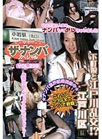 ザ・ナンパスペシャル VOL.208 下町娘と江戸川乱交!?江戸川区【編】