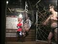 人妻野外浣腸 蜘蛛の巣拘束アナル責め 19