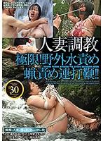 人妻調教 極限!野外水責め蝋責め連打鞭!! ダウンロード