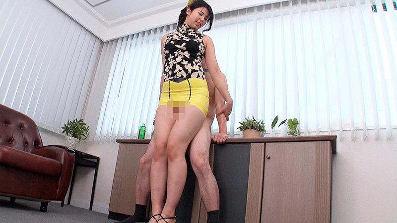 AARM-011磁力_ラテックスタイトミニ×むちむちの腿こき_朝陽えま(朝陽えま)