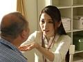 人妻ホームヘルパーが訪問先の家の旦那さんに脅され性奉仕!