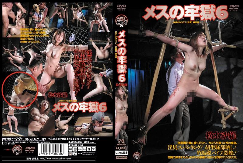 メスの牢獄6 松本沙羅