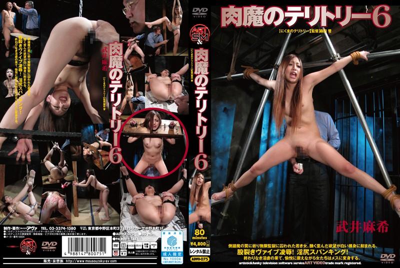 [ADVO-075] 肉魔のテリトリー6 武井麻希
