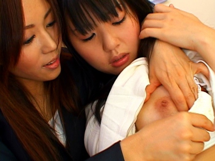 誘惑レズビアン家庭教師痴女 の画像1