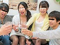 [AP-450] 宅飲み同窓会で巨乳同級生を無理矢理泥酔させて中出ししちゃった痴漢ビデオ