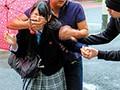 [AP-480] 通学路女子校生 拘束固定ピストンバイブ痴漢