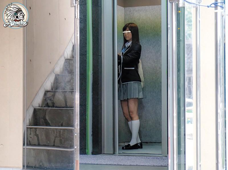 学習塾エレベーター制服切り裂き痴漢 の画像12
