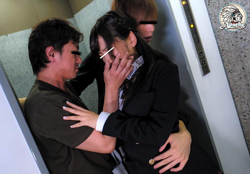 学習塾エレベーター制服切り裂き痴漢 の画像5