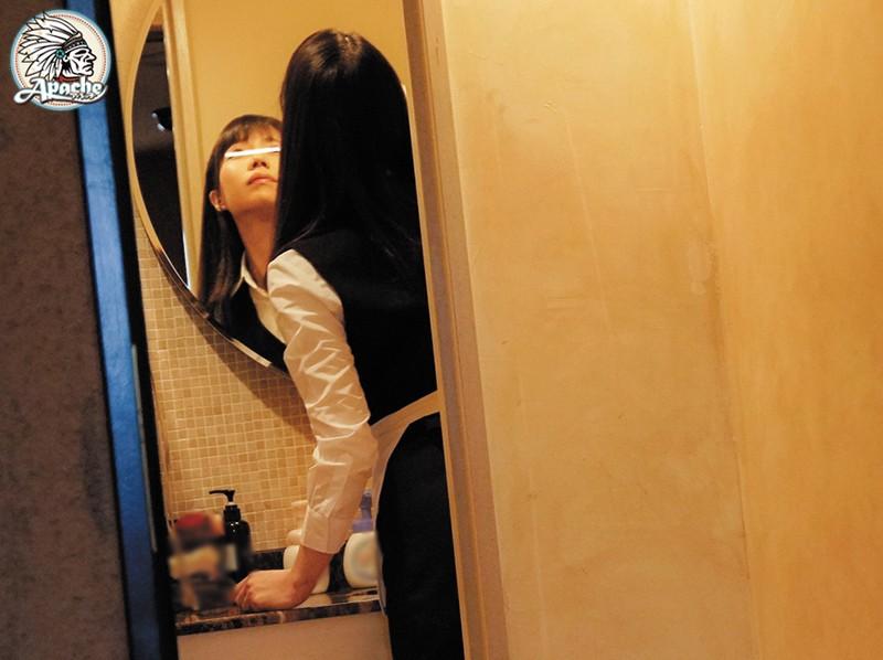 巨乳ホテル清掃員 目隠し拘束固定バイブ放置痴漢 の画像2