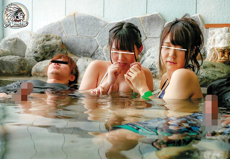 【DMM動画】-『乳首こねくり回しスパリゾート痴☆漢』 画像12枚
