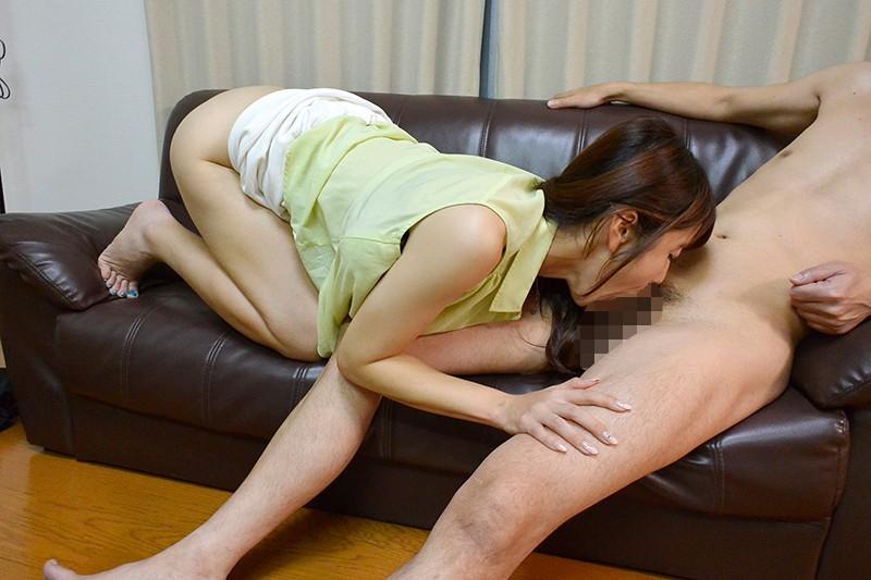 うちの妻が寝取られました。 昇進のために上司に妻を寝取らせたら発情しすぎて上司の中出しペットになってしまいました 池田咲 の画像5