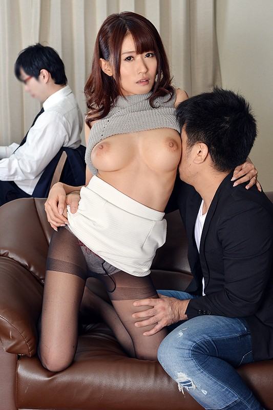 うちの妻が寝取られました。元カレとの火遊びが妻を淫乱にさせてしまいました 高嶋ゆいか の画像20