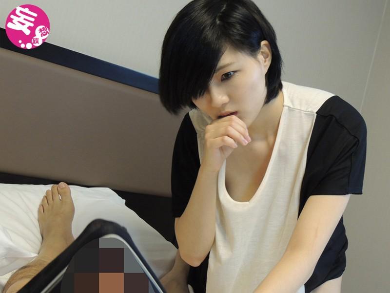 【チ○ポ堕ち韓国美女】密着マッサージで1時間近く自慢の勃起メガチ○ポを見せ続けられた韓国エステティシャンは驚きの顔に…。9人4時間 の画像4