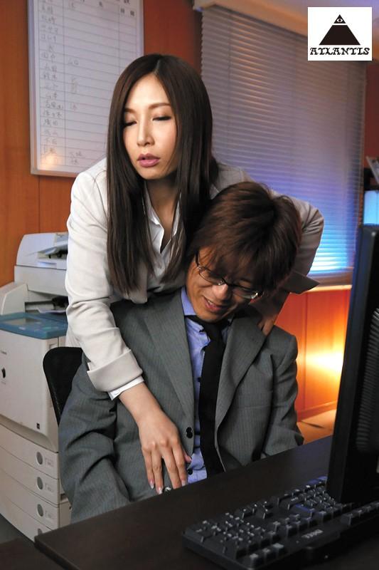 甘い魅惑の中出しキャリアウーマン 篠田あゆみ 佐々木あき