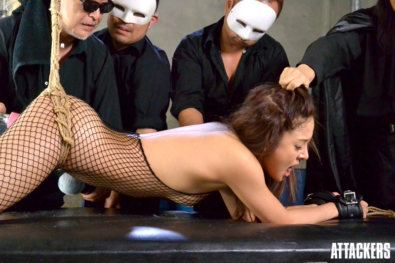 女体拷問研究所 OUTSIDE BEHIND THE MASK EPISODE-02 媚薬モルモットの女 二宮ナナ の画像9