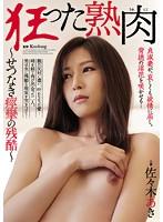 (atid00273)[ATID-273] 狂った熟肉〜せつなき痙攣の残酷〜 佐々木あき ダウンロード
