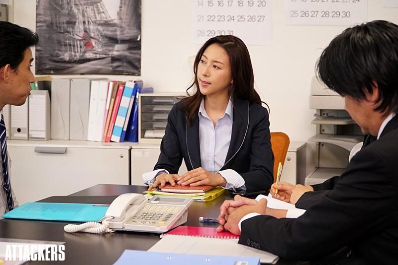 オフィスレディの湿ったパンスト 松下紗栄子のサンプル画像7