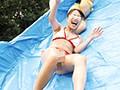 [ATOM-262] ポロリ確定!マンチラ必至!すべり落ちたら即アウト!溶ける水着でぬるぬるっ!ローションダンプカークイズ!