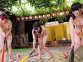 [ATOM-299] ポロリ全開!マンチラ必至!ビーチで見つけたビキニ娘限定!ビキニの紐が解けて脱げたらアウト!ぐるぐるバットスイカ割りゲーム