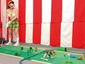 [ATOM-301] パンチラ確定!ポロリ満載!目指せ!ホールインワン!!パターゴルフ野球拳