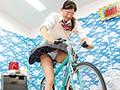 パンチラ連発!素人限定!発電自転車ゲーム 11