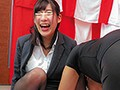 パンチラ&マンチラてんこ盛り!素人黒パンストOL限定!!目指せ!賞金100万円!黒ストッキングツイ●ター野球拳 No.3