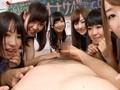 女子校生文化祭模擬店 ちら見せオナサポ喫茶SP 10
