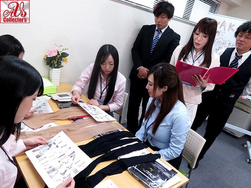総合婦人肌着メーカーワコスケ 桜井彩のサンプル画像4