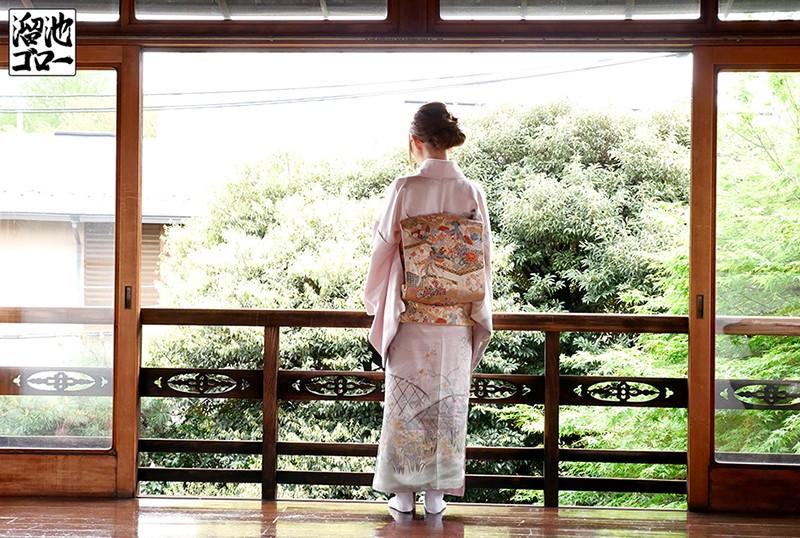 京都のはんなりスレンダー人妻 琴古ひまり AVデビュー!! の画像20
