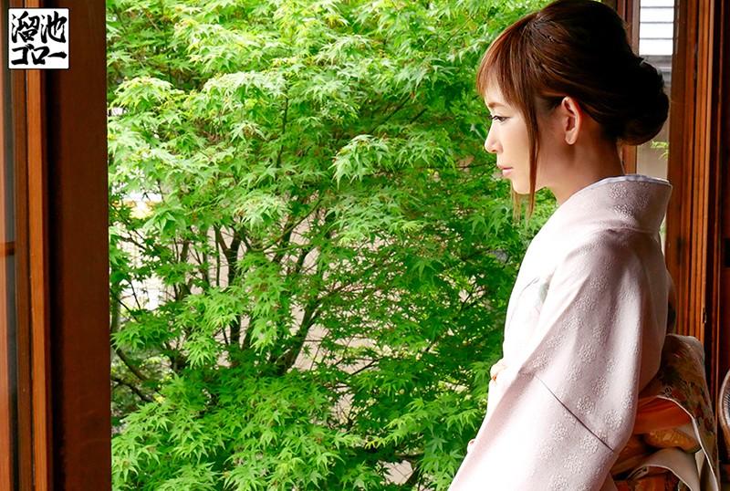 京都のはんなりスレンダー人妻 琴古ひまり AVデビュー!! の画像19