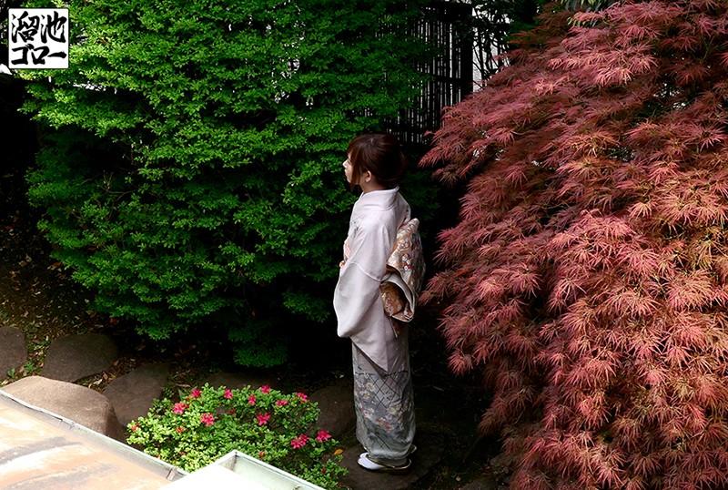 京都のはんなりスレンダー人妻 琴古ひまり AVデビュー!! の画像18