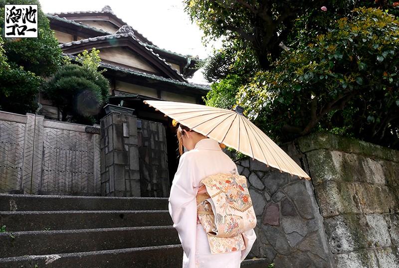 京都のはんなりスレンダー人妻 琴古ひまり AVデビュー!! の画像17