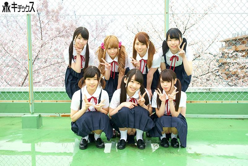 聖キチックス学園 青春中出し大乱交教室 超可愛的女子校生7名 の画像20