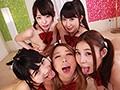 [AVOPVR-048] 【VR】私立レズれ!学園 7Pレズ乱交!