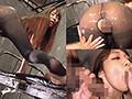 濡×艶×美脚×交尾 光沢パンスト美脚美女を濡らして脱がさず弄ぶ 木下ひまり 画像9