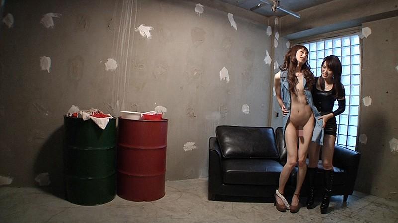 女装美少年縄奴隷 りくのサンプル画像005