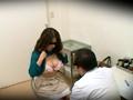 総合病院内科医師より投稿 人妻イタズラ内科検診 「えっ!そんなところまで検診するんですか…」 8