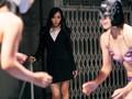 レズビアンに囚われた女潜入捜査官~地下キャットファイトクラブ・復讐のレズビアン~ 9
